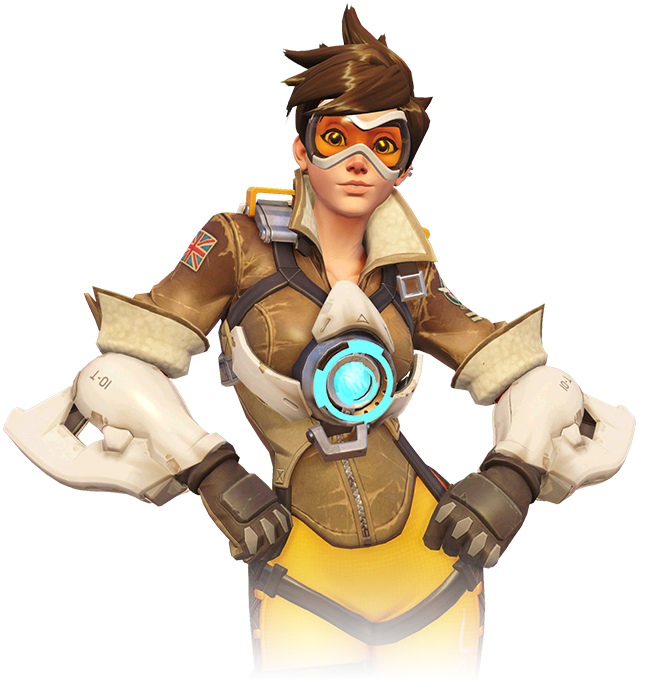 Overwatch player clipart names picture transparent library Overwatch: Characters and Abilities picture transparent library