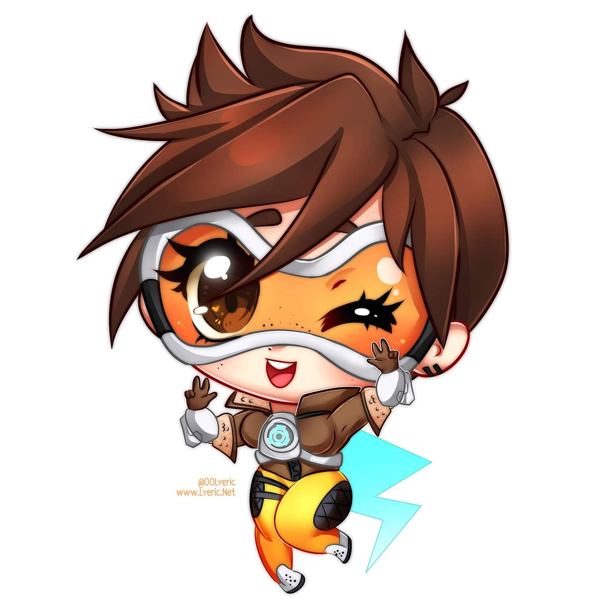 Overwatch tracer clipart clip download tracer - Twitter Search clip download