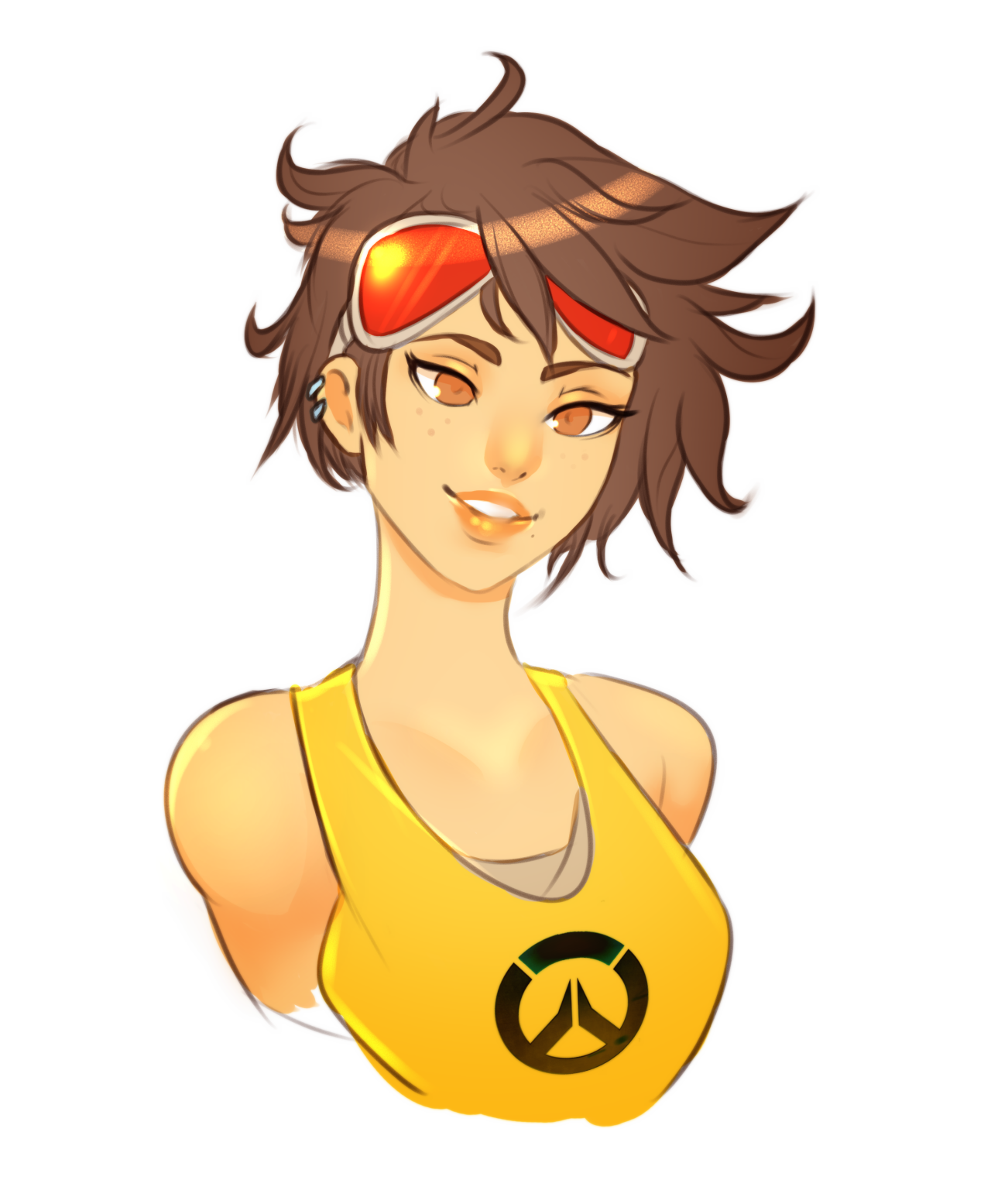 Overwatch tracer clipart clipart freeuse download Casual Tracer | Overwatch | Know Your Meme clipart freeuse download