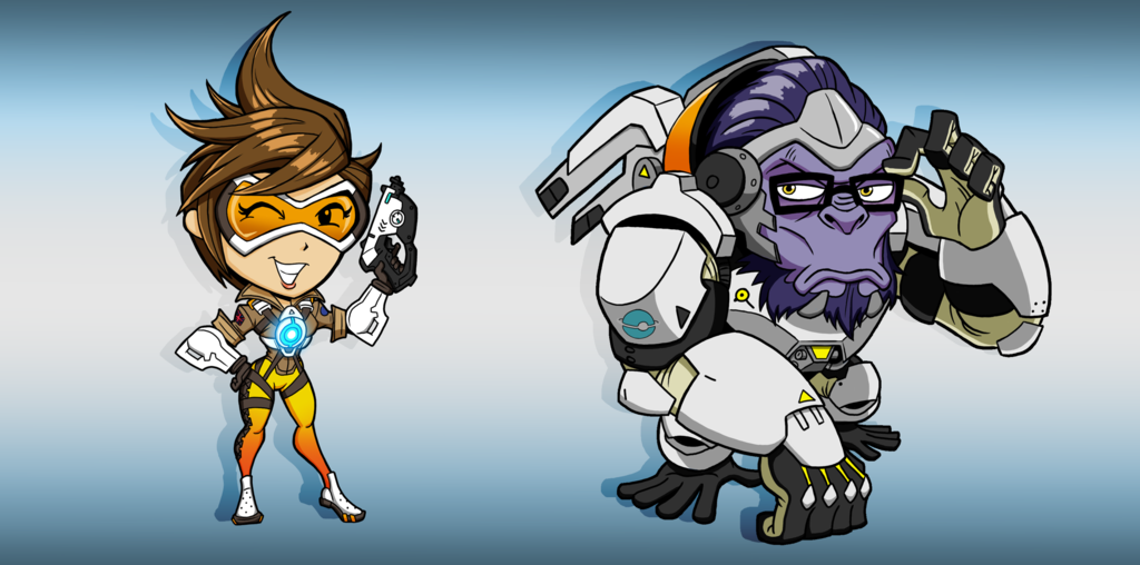 Overwatch tracer clipart graphic free stock Overwatch tracer clipart - ClipartFest graphic free stock