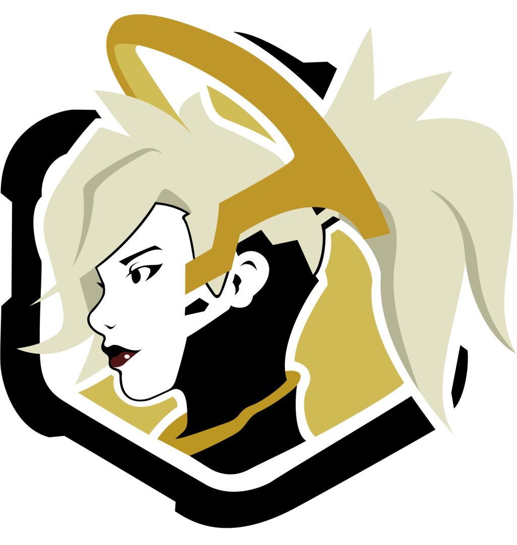 Overwatch tracer clipart clip free stock DeviantArt: More Like Overwatch Tracer spray vector by kyuubi3000 clip free stock