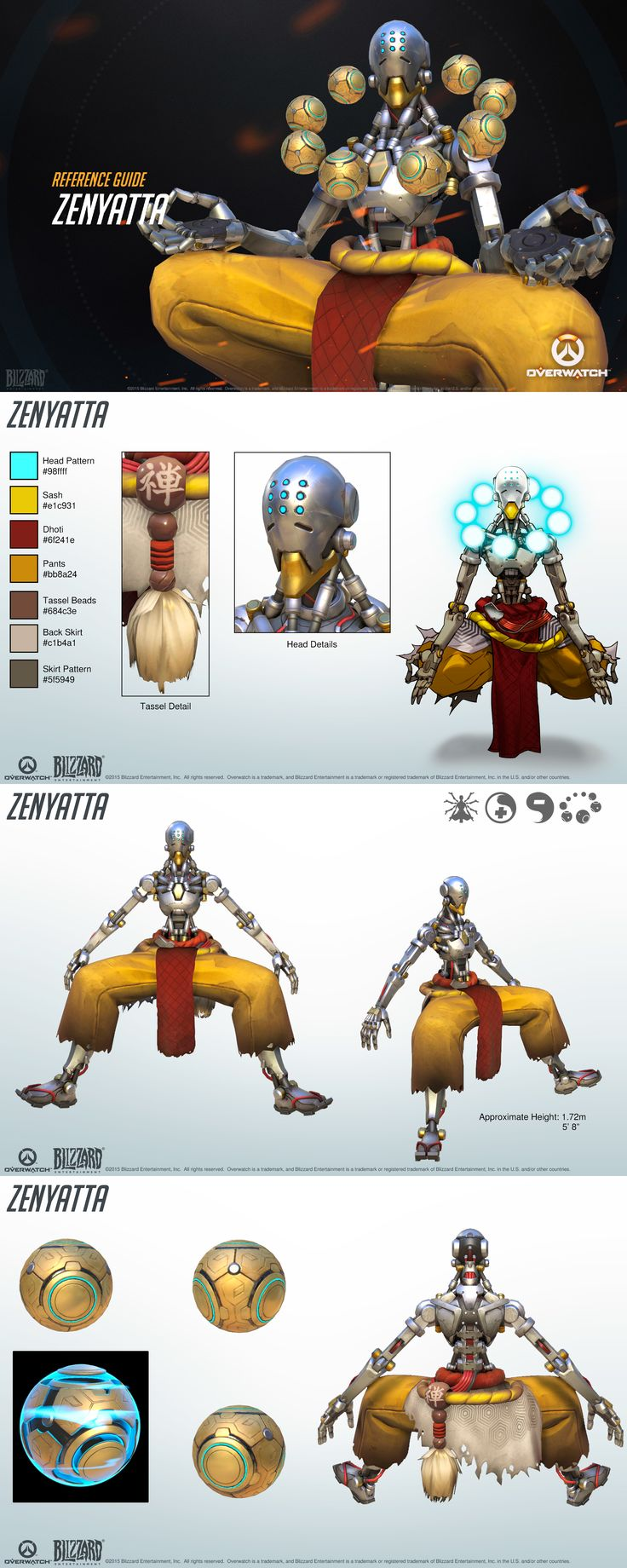 Overwatch zenyatta clipart picture freeuse download 1000+ images about Overwatch Cosplay Reference on Pinterest ... picture freeuse download