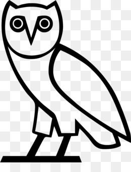Ovo owl clipart banner transparent library Drake Owl Logo - LogoDix banner transparent library