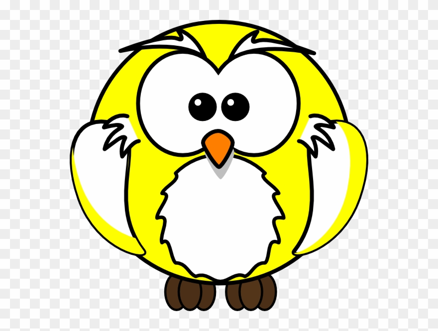 Ovo owl clipart clipart royalty free stock Yellow Owl Clipart - Png Download (#2768376) - PinClipart clipart royalty free stock