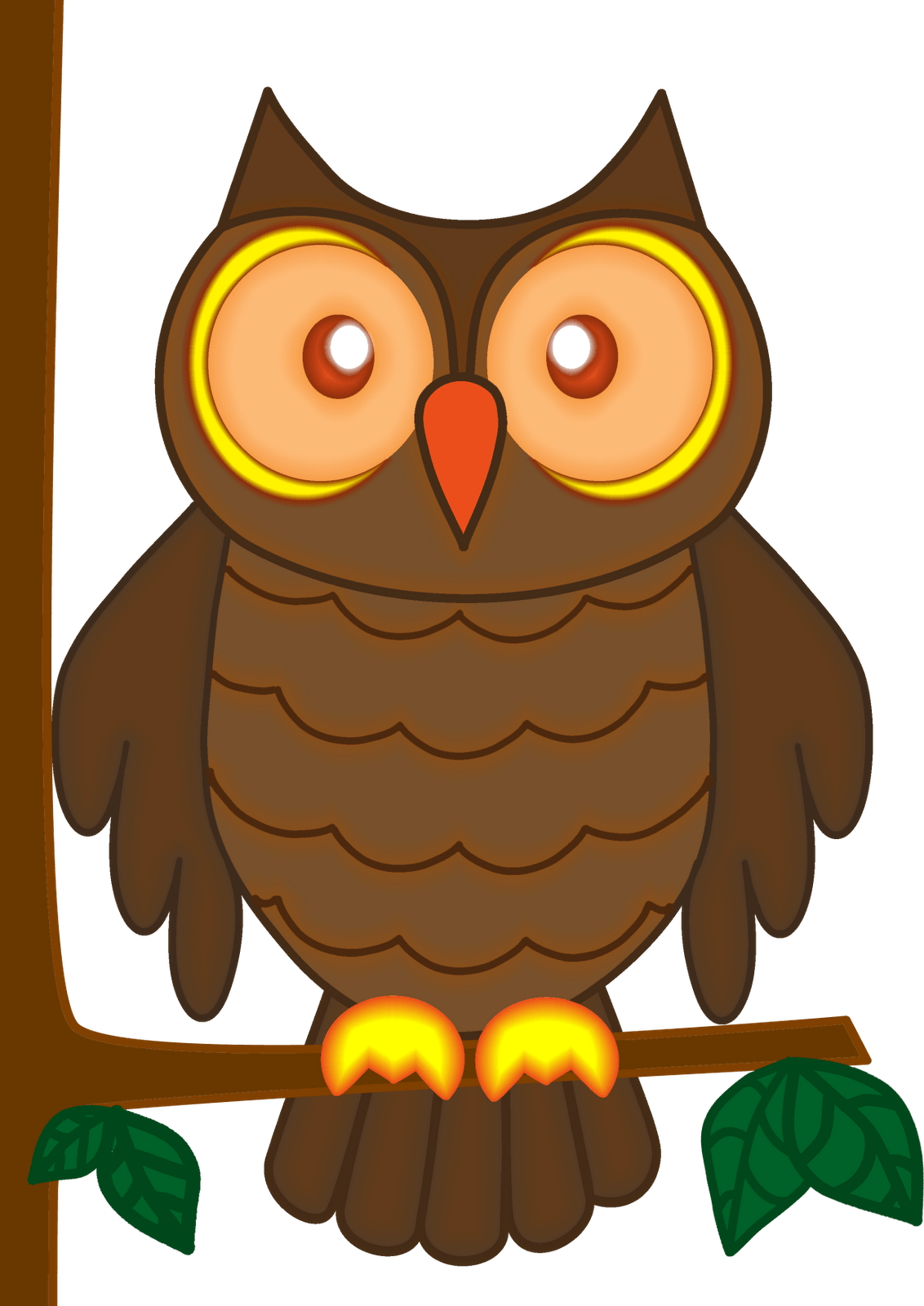 Owl and pumpkin clipart vector library Reader Owl Cliparts - Cliparts Zone vector library