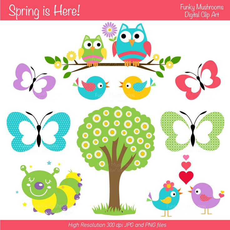 Owl april clipart clipart stock Spring owl clip art - ClipartFest clipart stock