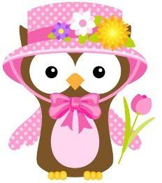 Owl april clipart svg free library Corujando mais um pouco | ✂ Printable ✂ | Pinterest | Owl, Clip ... svg free library