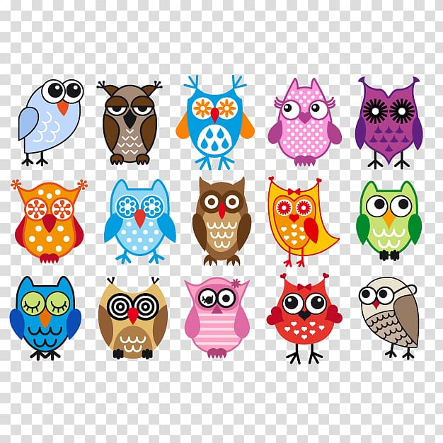 Owl background clipart svg royalty free library Scrapbooking Paper , cute owl transparent background PNG ... svg royalty free library