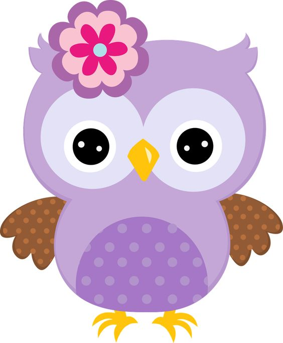 Owl clipart graphic svg royalty free Cute Owl Clip Art & Cute Owl Clip Art Clip Art Images - ClipartALL.com svg royalty free