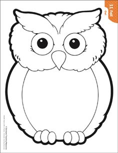 Owl clipart outline clipart freeuse download Black And White Owl Clipart (100+ images in Collection) Page 1 clipart freeuse download