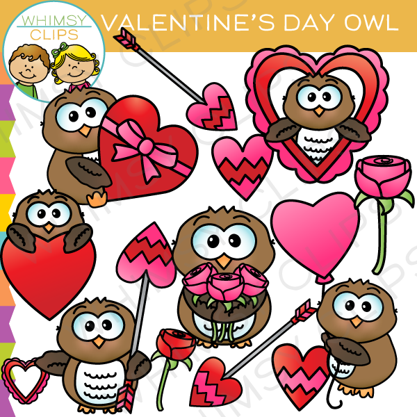 Owl clipart whimsy clips vector freeuse stock Owl clip art , Images & Illustrations   Whimsy Clips ® vector freeuse stock