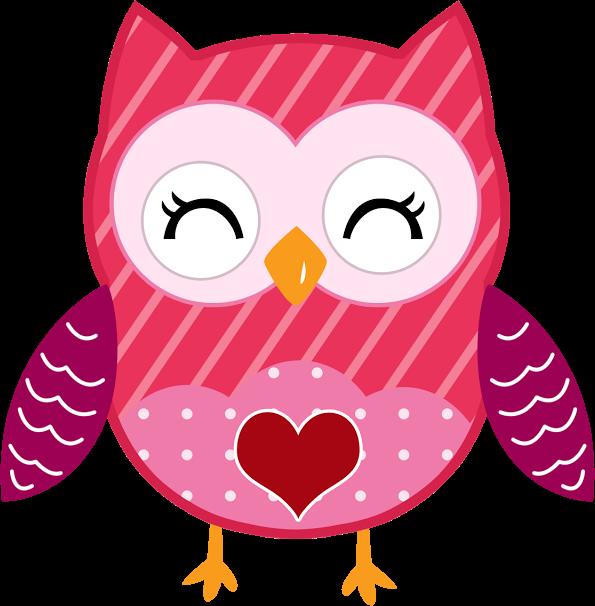 Owl heart clipart png owl heart girlyfreetoedit png
