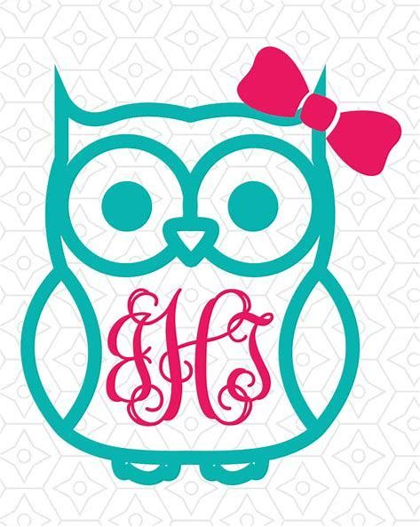 Owl monogram clipart clip royalty free Image result for Free SVG Files Cricut Owl Monogram | Free ... clip royalty free