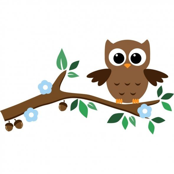 Three owls on a branch clipart cute image library Pictures Of Animated Owls - ClipArt Best | Card Idea | Owl ... image library