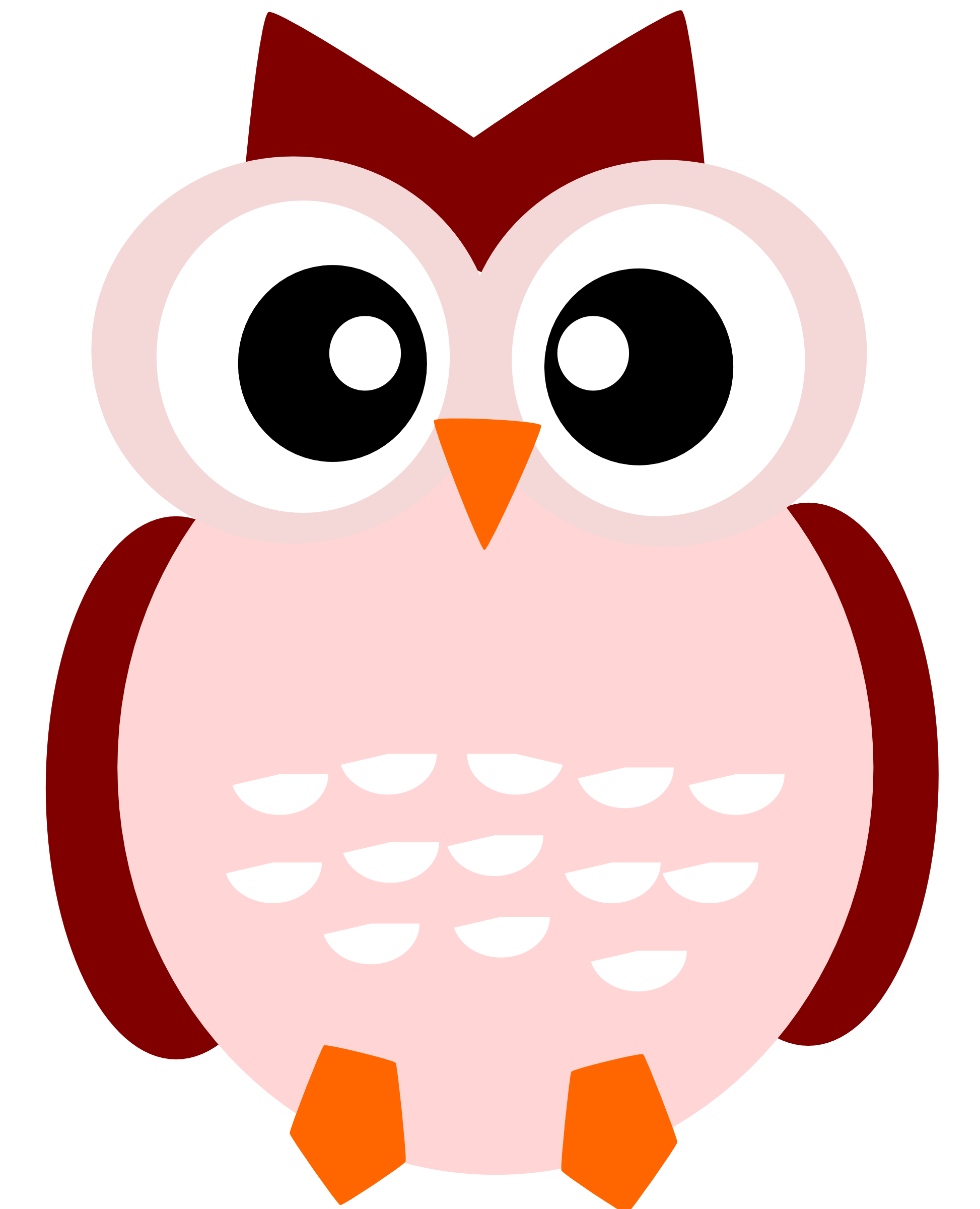 Owl thanksgiving clipart picture freeuse Holiday Owl Clipart | Free download best Holiday Owl Clipart on ... picture freeuse
