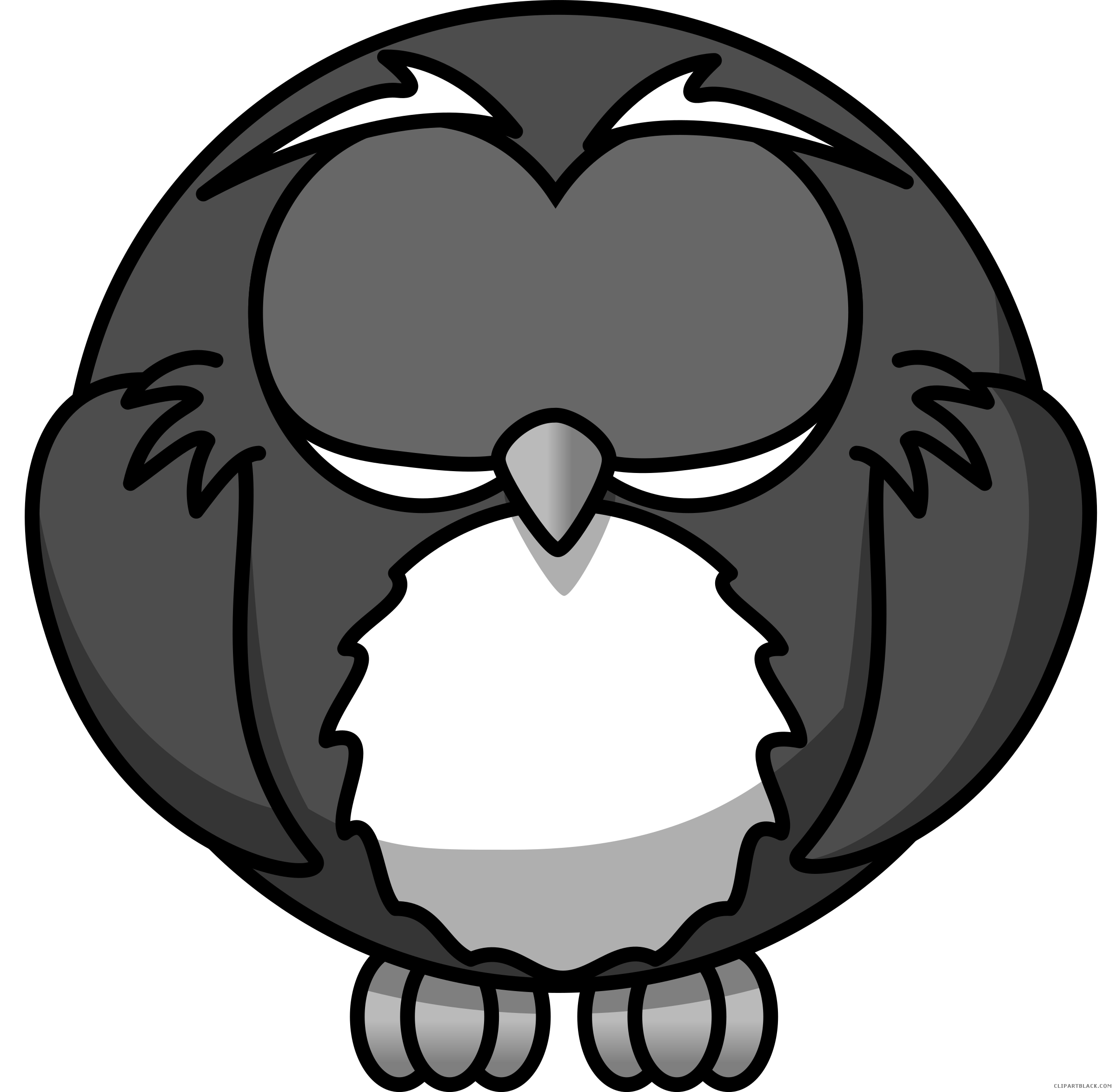 Owl with apple clipart vector transparent library Magic Owl Pic Cartoon Clipart Images | typegoodies.me vector transparent library
