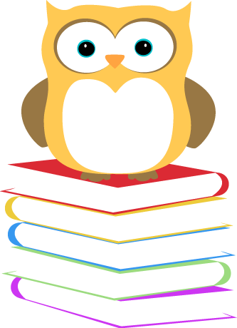 Owl with books clipart picture free download Owl Carrying Books Clipart - Clipart Kid picture free download