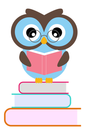 Owl with books clipart image freeuse library Owl with books clipart - ClipartFest image freeuse library