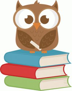 Owl with books clipart clip art transparent library Owl with books clipart - ClipartFest clip art transparent library