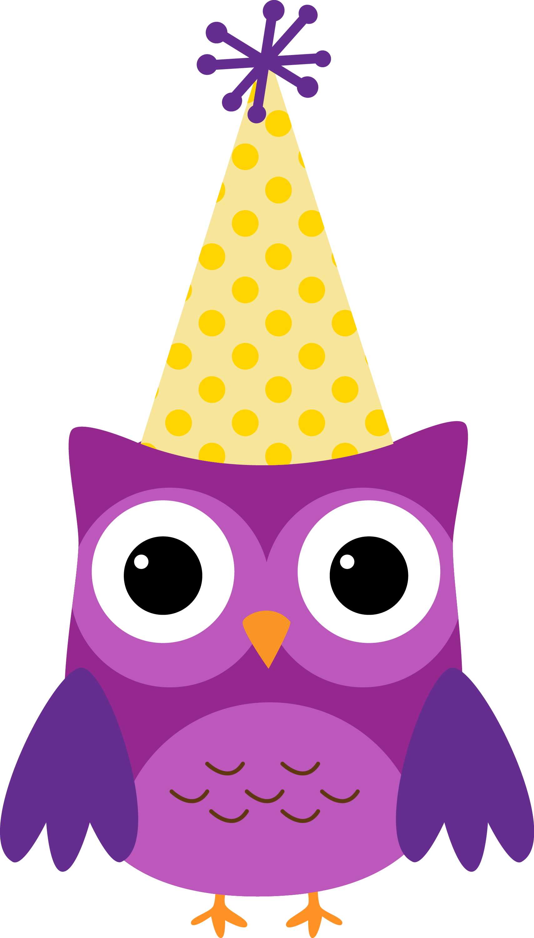Owl with crown clipart picture transparent download 28+ Collection of Owl Birthday Clipart | High quality, free cliparts ... picture transparent download