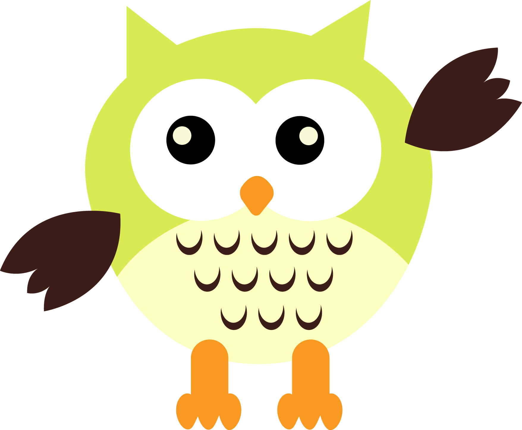 Owl with crown clipart banner freeuse library Download Owl Clipart HQ PNG Image | FreePNGImg banner freeuse library