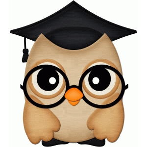 Owl with graduation cap clipart picture free stock Graduation Owl Clipart | Free download best Graduation Owl ... picture free stock