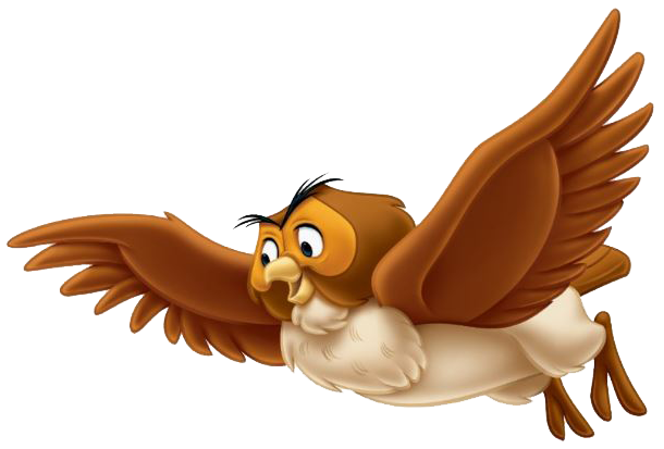 Owls from disney clipart clip transparent Owl Clipart clip transparent