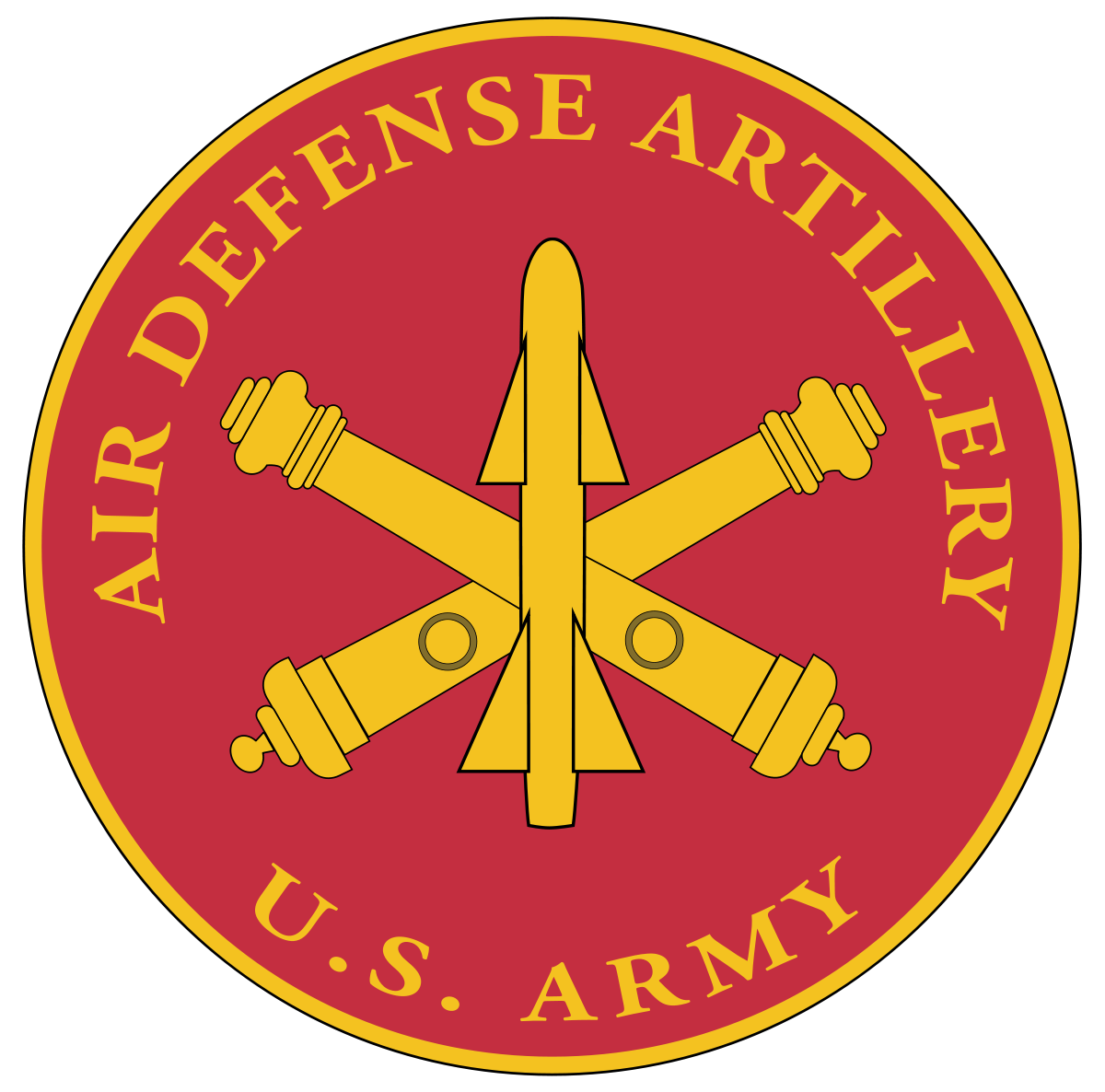 Owner of us defense company clipart picture transparent stock Air Defense Artillery Branch - Wikipedia picture transparent stock