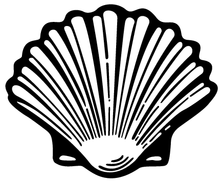 Oyster shell clipart image free Oyster Shell Clip Art Shell   Clipart Panda - Free Clipart ... image free