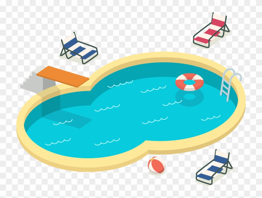 Pool pictures clipart clipart Perth Fence - Clipart Swimming Pool Png Transparent Png ... clipart