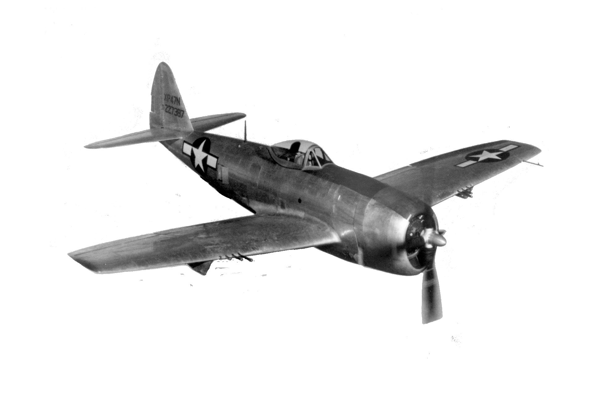 P-47 clipart free Republic P-47 Thunderbolt Airplane Second World War ... free