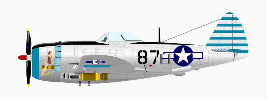 P-47 clipart clip art download Airplane Vought F4u Corsair Republic P 47 Thunderbolt - P 47 ... clip art download