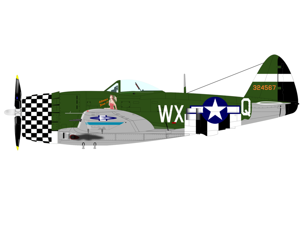 P-47 clipart clip free library Propeller Driven Aircraft,Angle,Flap Clipart - Royalty Free ... clip free library