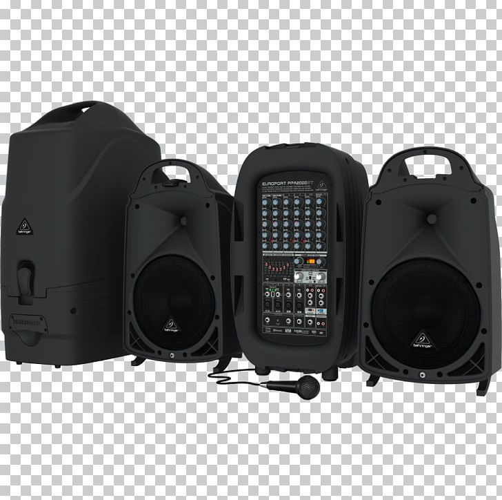 Pa system clipart clipart freeuse stock Microphone Public Address Systems Behringer Europort ... clipart freeuse stock
