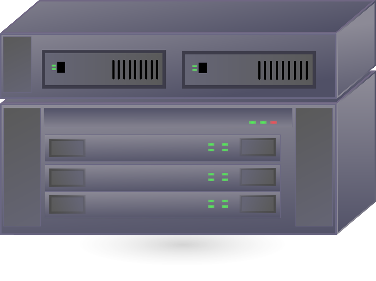 Pabx clipart png transparent stock A Brief Discussion on Network Rack Types - Optical Sockets png transparent stock