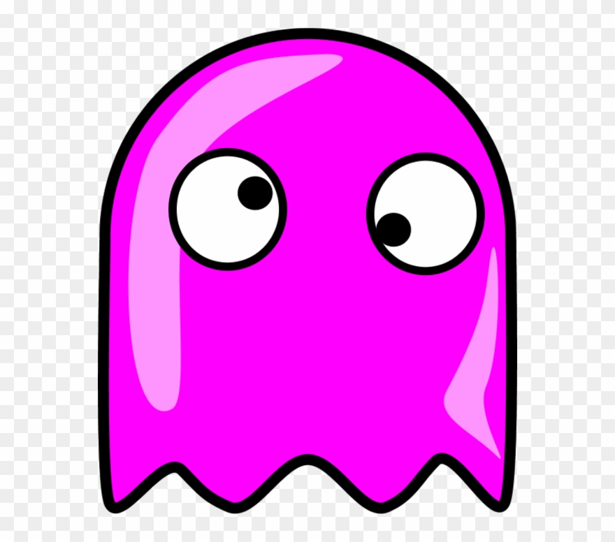 Pac cliparts clip art transparent Ghost - Pac Man Ghost Clip Art - Png Download (#292531 ... clip art transparent