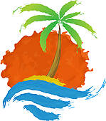 Pacific island clipart image free library Pacific island clipart - ClipartFest image free library