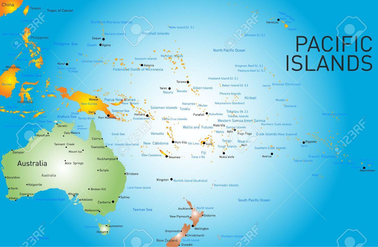 Pacific island clipart graphic free Free Premium Cliparts - ClipartFest graphic free