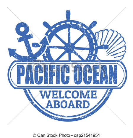 Pacific ocean logo clipart png free library Pacific ocean clipart - ClipartFest png free library