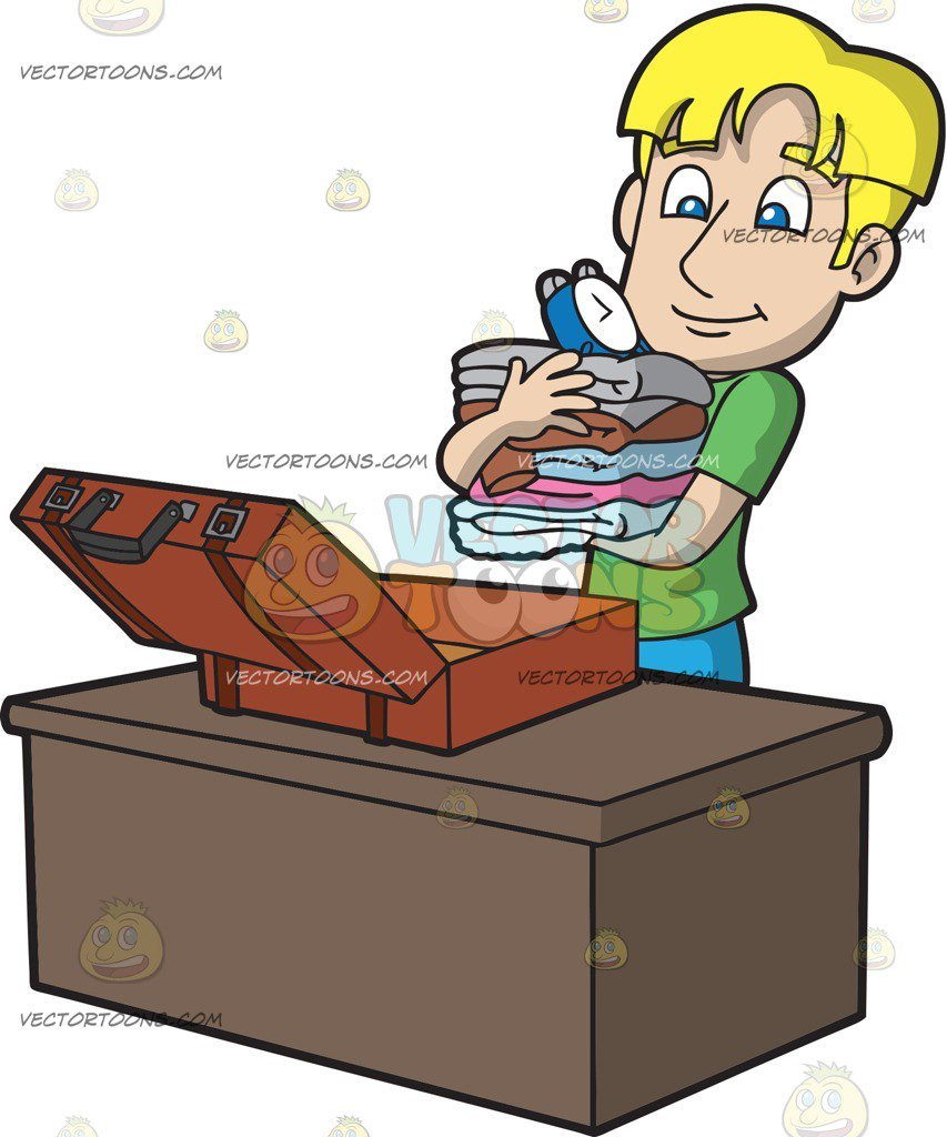 Pack a suitcase clipart clipart Pack suitcase clipart 7 » Clipart Portal clipart