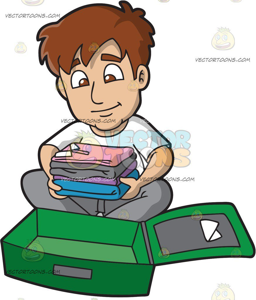 Packingsuticase clipart picture free download Packing a suitcase clipart 7 » Clipart Portal picture free download