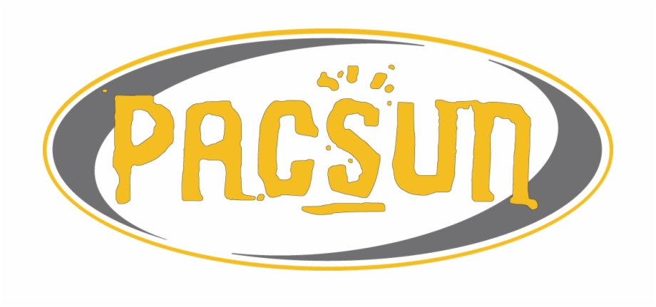 Pacsun clipart banner black and white library Pacsun Logo - Tan Free PNG Images & Clipart Download #897865 ... banner black and white library