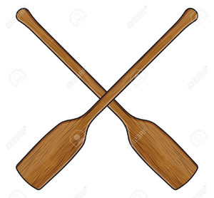 Paddle clipart freeuse Canoe Paddle Clipart | Free Images at Clker.com - vector ... freeuse