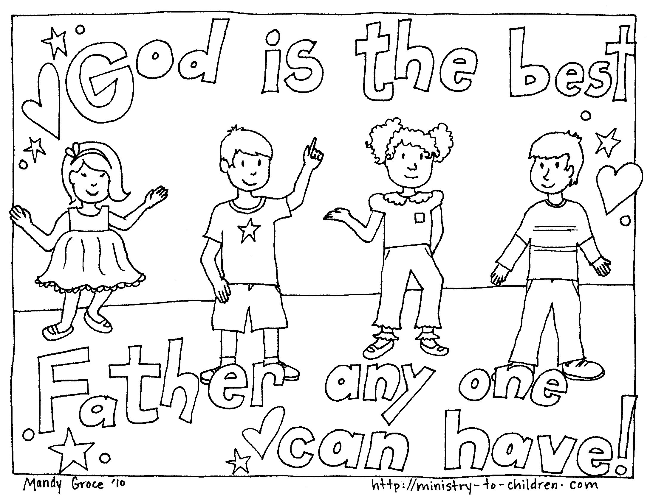 Paerints work hard clipart for coloring vector transparent stock christian fathers day coloring pages - Free Large Images | Nursery ... vector transparent stock