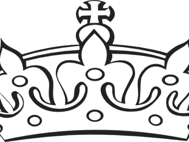Pageant crown clipart black and white vector transparent stock Drawn Crown line drawn - Free Clipart on Dumielauxepices.net vector transparent stock