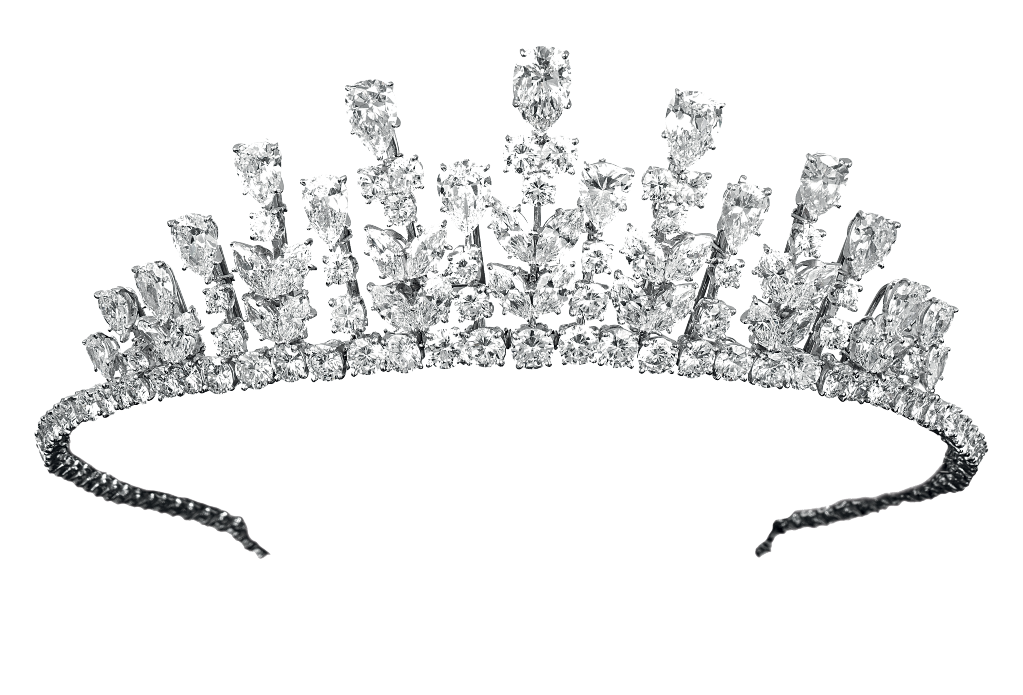 Pageant crown png clipart image black and white Tiara Crown Clip art - tiara 1023*695 transprent Png Free Download ... image black and white