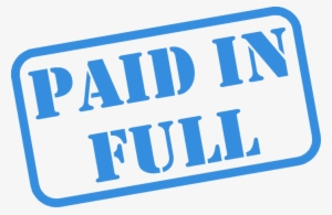 Paid in full clipart image Paid In Full PNG, Transparent Paid In Full PNG Image Free Download ... image
