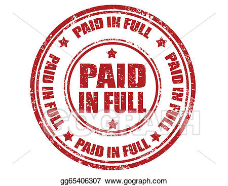 Paid in full clipart royalty free download Vector Art - Paid in full-stamp. Clipart Drawing gg65406307 - GoGraph royalty free download