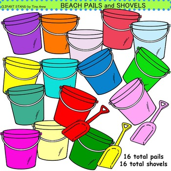 Pails clipart image royalty free download Clip Art Beach Pails And Shovels image royalty free download