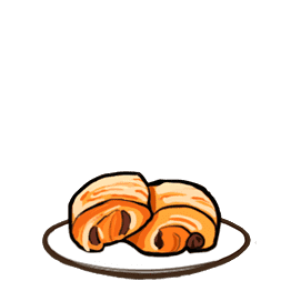 Pain au chocolat clipart picture Pain au Chocolat | Chef Wars Wiki | FANDOM powered by Wikia picture